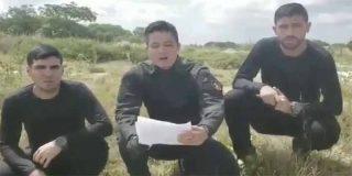 """""""Operación aurora"""": tres militares anuncian un levantamiento contra el dictador Nicolás Maduro"""