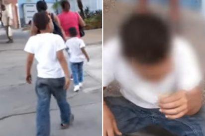 """Un niño venezolano pide a los Reyes: """"que no sigamos pasando hambre"""""""