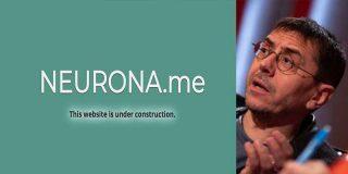 'Neurona': la empresa vinculada con Monedero copió esta práctica falaz de la Fundación CEPS
