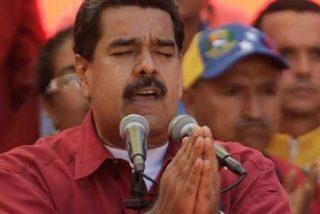 Maduro afirma que Venezuela crecerá económicamente en 2020 pero ni que lo jure por Sai Baba