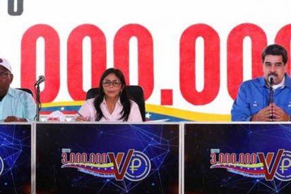 """Maduro contra los migrantes venezolanos: """"Venezuela es más bella que donde está usted lavando inodoros"""""""