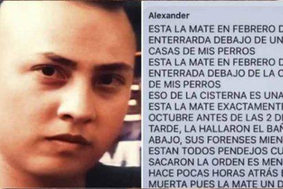 """""""Gracias por dejarme escapar"""": el cachondeo indignante del asesino serial de tres mujeres en Toluca a través de sus redes sociales"""