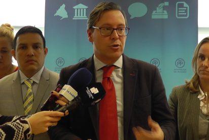 Indignación en el PP de Madrid tras ver la ejecución a Óscar Pérez: