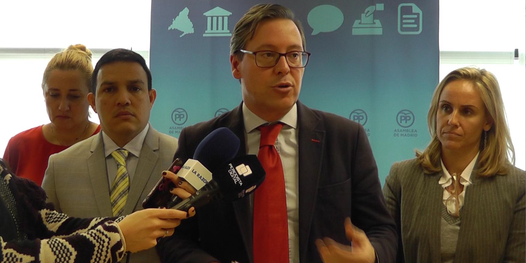 """Indignación en el PP de Madrid tras ver la ejecución a Óscar Pérez: """"Es un hecho atroz"""""""