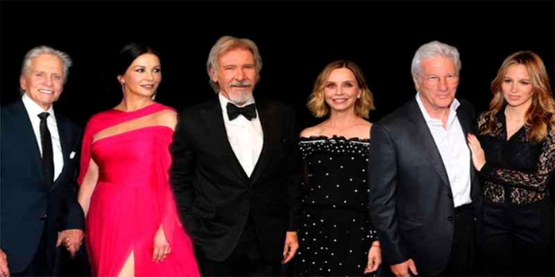'Planchando arrugas': Los grandes amores de Hollywood que triunfaron más allá de los prejuicios y la gran diferencia de edad