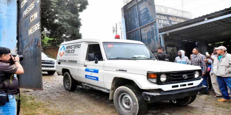 Al menos 16 muertos por un nuevo enfrentamiento en otra cárcel de Honduras