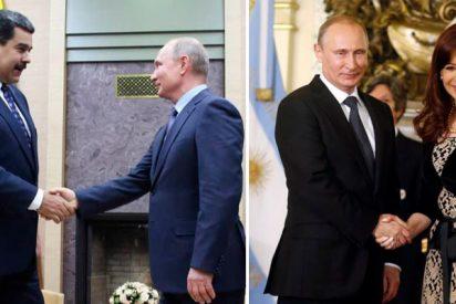 Vladimir Putin, el espía de la KGB que domina Rusia e inspira a Maduro y Kirchner