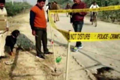 ¡Insólito y atroz!: Un grupo de hombres queman viva a una víctima de violación cuando iba a testificar