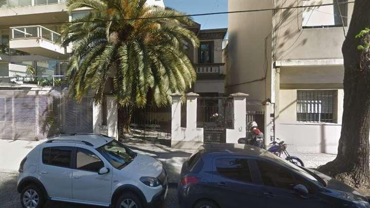 Desvelan cuál es la casa donde vive Evo Morales en Argentina