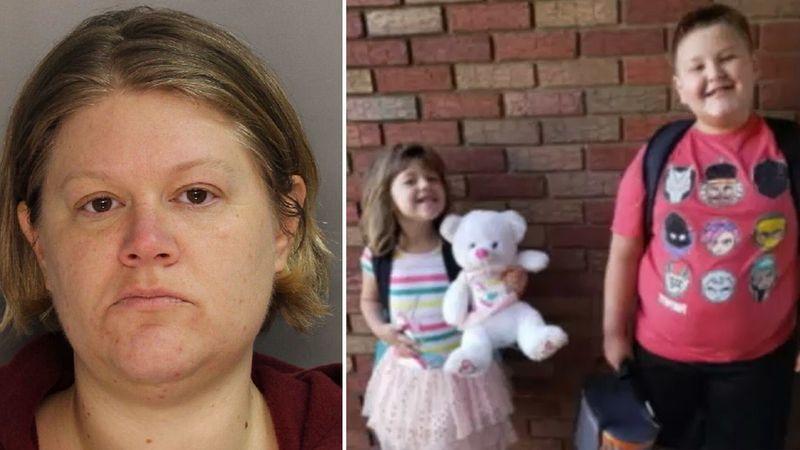 La policía acusa a una madre de ahorcar a sus dos niños y de tener sexo con animales