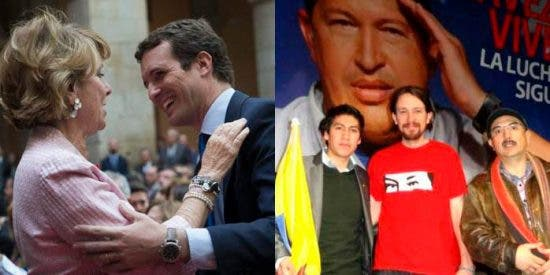 La alocada propuesta de Esperanza Aguirre para evitar una España en manos de 'indepes' y