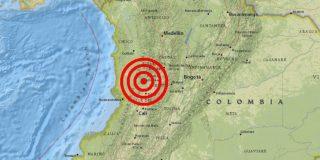 Vídeos: Así se vivió el doble sismo navideño de Colombia
