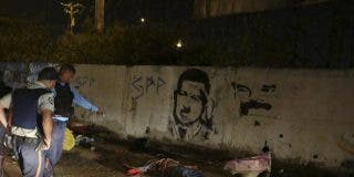La policía chavista mata a más de 5.000 venezolanos durante 2019