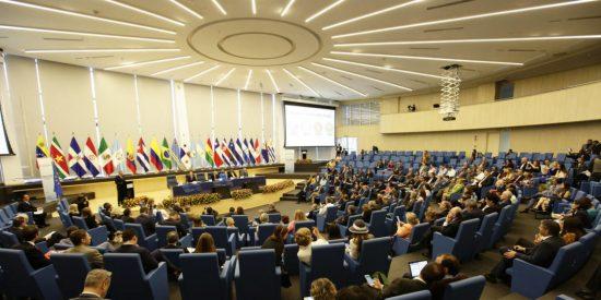 Vox se desmarca de la última declaración del EuroLat por su complacencia con las dictaduras de Venezuela, Cuba y Nicaragua