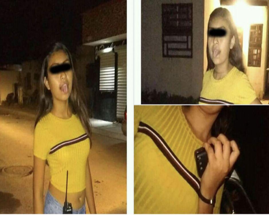 México: Exhiben a una jovencita como 'sicaria' del violento Cártel del Noreste y la amenazan de muerte