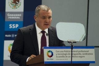 México tras la pista de los millones Genaro García Luna, el exsecretario de Seguridad que EEUU acusa de narcotráfico