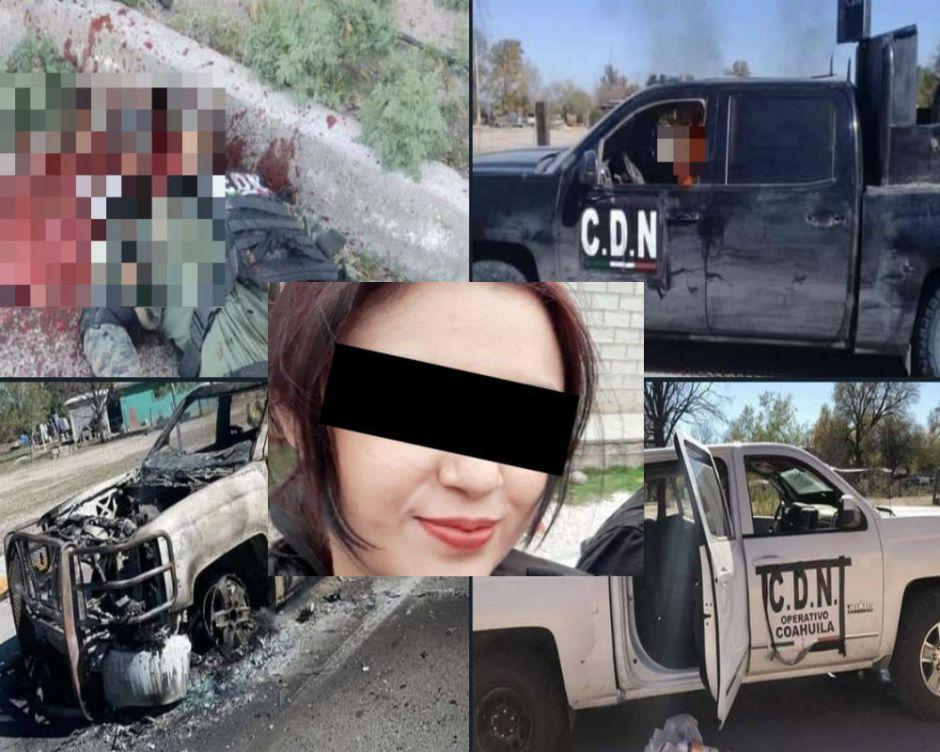 México: Encuentran torturada y asesinada a una expolicía en una 'zona de guerra' del narcotráfico