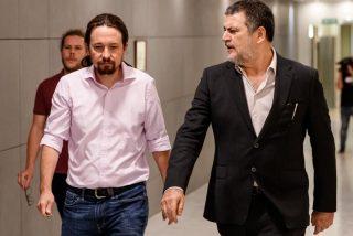 Hasta las ratas abandonan el barco a la deriva de Podemos: El jefe de Gabinete de Pablo Iglesias busca 'trincar' en la Argentina peronista