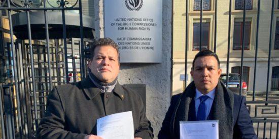 Vídeo: Así fue el viaje de los diputados venezolanos que llevaron 400 pruebas ante la Corte Penal de la ejecución extrajudicial a Óscar Pérez