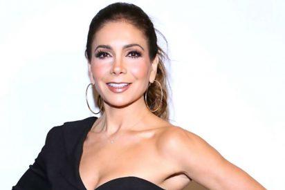 Desnuda y mojada: Así luce la cantante Patricia Manterola en la ducha