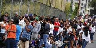 Opinión: Lo único seguro en Venezuela durante 2020 serán las colas