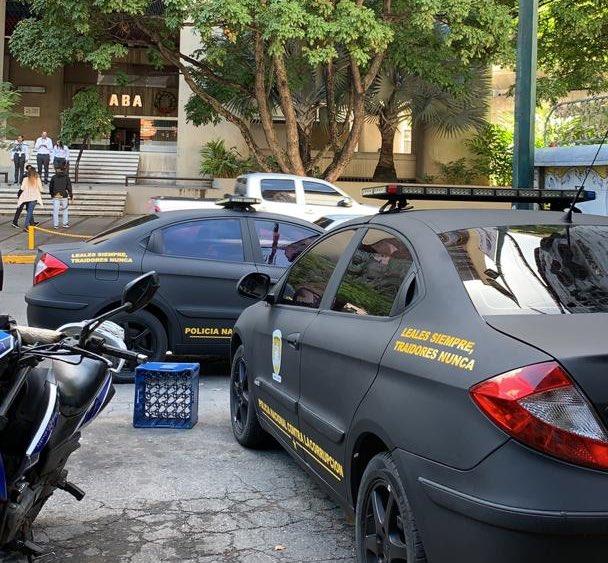 La policía política del chavismo allana las oficinas de la agencia de noticias VenePress