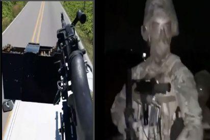 Los 'fabricantes de viudas', el cuerpo de la policía mexicana que reta a AMLO y lucha contra los narcos mexicanos